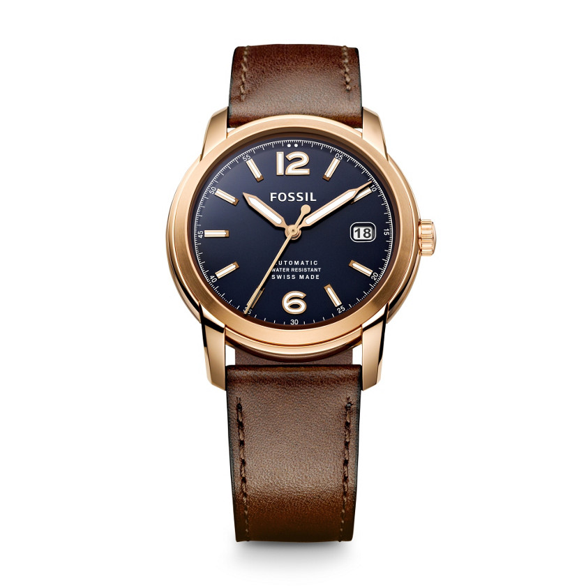 Wrist watches swiss made fossil watches for Swiss made watches