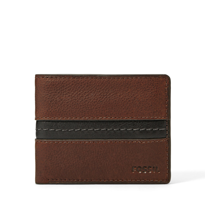 the gallery for gt fossil wallets for men
